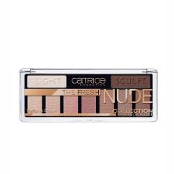 Тени для век CATRICE 9в1The Fresh Nude Collection Eyeshadow Palette нюдовый - 010