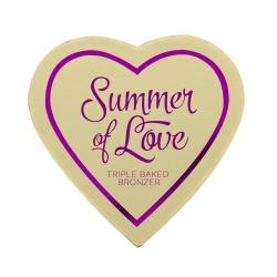 БРОНЗЕР Makeup Revolution\BLUSHING HEART\Summer of Love