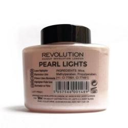 Пудра Makeup Revolution рассыпчатая Pearl Lights Powder