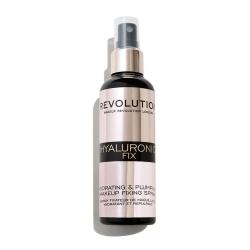 Спрей для фиксации макияжа Makeup Revolution Hyaluronic Fix, 100мл