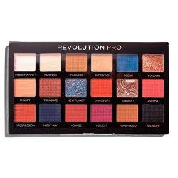 Тени Makeup Revolution PRO REGENERATION\Trends Azure