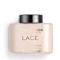 Пудра Makeup Revolution рассыпчатая Luxury Baking Powder lace