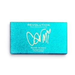 Тени Makeup Revolution CarmiMakeMagicShadowPalette
