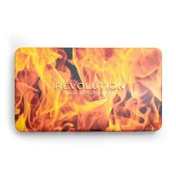 Тени Makeup Revolution FOREVERFLAWLESS\Fire