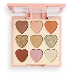 Тени Makeup Revolution HEARTBREAKERS - Majestic