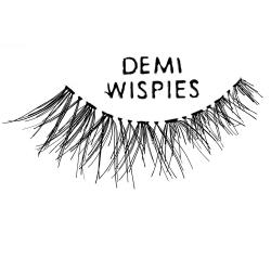 Ресницы подиумные модель WISPIES DEMI, чёрные