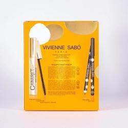 VIVIENNE SABO Подарочный набор/Тушь Cabaret Premiere черная 01 + Карандаш для глаз Merci черный 301
