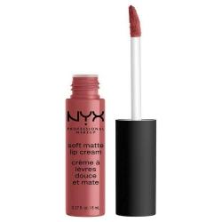 Nyx Professional Makeup Soft Matte Lip Cream (Shanghai)