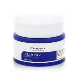Крем для лица Cream 100g (Eco Branch) (Collagen)