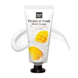 """Крем для рук """"Тропические фрукты"""" с манго и маслом ши, 50мл,"""