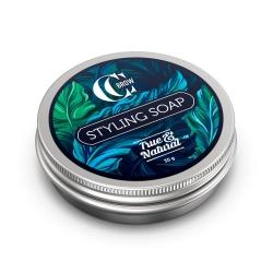 CC Brow Мыло для укладки бровей со щеточкой Styling Soap, True&Natural, 35g