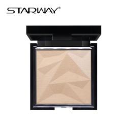 Ультрамягкая компактная пудра STARWAY Ultra Soft Pressed Powder №12105