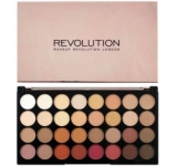 Тени Makeup Revolution 32 Eyeshadow Palette, Flawless 3 Resurrection