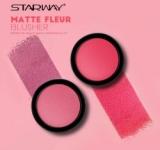 Матовые румяна STARWAY Matte Fleur Blusher №11213