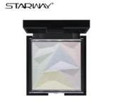 Ультрамягкий хайлайтер STARWAY Ultra Soft Contour Powder Kit №12401