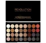 Тени Makeup Revolution 32 Eyeshadow Palette, Flawless 2