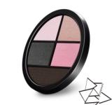 Палетка теней для век STARWAY Five Color Eyeshadow №21002
