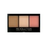 Палетка для скульптурирования Makeup Revolution ULTRA SCULPT & CONTOUR KIT UltraFairC01 НОВИНКА
