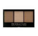 Палетка Для Скульптурирования Makeup Revolution Ultra Sculpt & Contour Kit Light - Medium C04