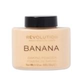 Пудра Makeup Revolution рассыпчатая Luxury Banana Powder