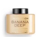Пудра рассыпчатая Makeup Revolution Banana Deep Baking Powder