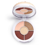 Тени Makeup Revolution DONUTS\Chocolate Dipped