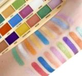 Тени Makeup Revolution ChocolateSprinklesShadowPalette