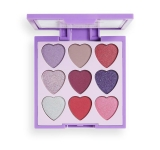Тени Makeup Revolution  HEART BREAKERS\Mystical