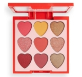 Тени Makeup Revolution HEARTBREAKERS - Courage