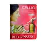 Маска тканевая Extra Soothing Essential Mask (Cellio) (Женьшень)