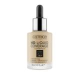 Тональная Основа Catrice Hd Liquid Coverage Foundation - Hazelnut Beige светло-ореховый - 036