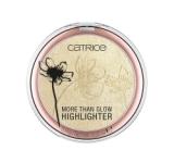 Хайлайтер CATRICE MORETHANGLOWHIGHLIGHTER / 010UltimatePlatinumGlazeжемчужный