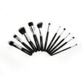 Beauty Creations Набор из 12 кистей Dark Night Brush Set