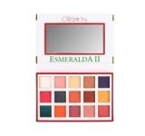 Палитра теней Beauty Creations Esmeralda Palette I