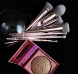 Beauty Creations Набор из 12 кистей Champagne Luxe Brush Set
