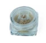 Блестки для макияжа PAIL06 - мелкие золотые, 2,5гр